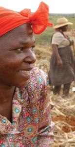 woman rural